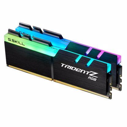 Fotografija izdelka G.SKILL Trident Z RGB 16GB (2x8GB) 3600MHz DDR4 RGB (F4-3600C16D-16GTZR) ram pomnilnik