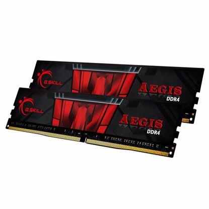 Fotografija izdelka G.SKILL Aegis 16GB (2x8GB) 3000MHz DDR4 (F4-3000C16D-16GISB) ram pomnilnik