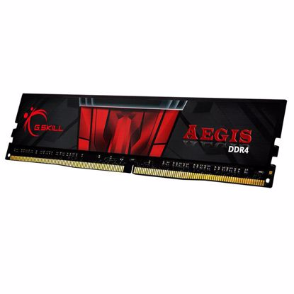 Fotografija izdelka G.SKILL Aegis 8GB (1x8GB) 3000MHz DDR4 (F4-3000C16S-8GISB) ram pomnilnik