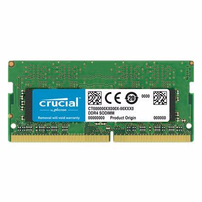 Fotografija izdelka CRUCIAL SODIMM 8GB 2666MHz DDR4 (CT8G4SFS8266) ram pomnilnik
