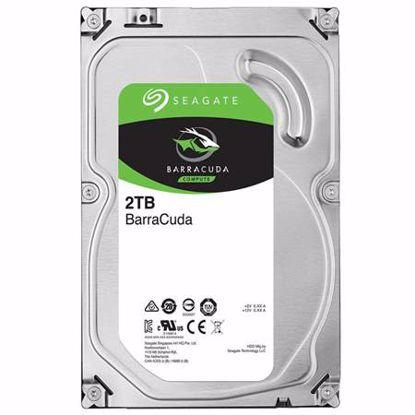 """Fotografija izdelka SEAGATE BarraCuda 2TB 3,5"""" SATA3 64MB 7200 (ST2000DM006) trdi disk"""