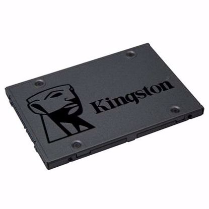 "Fotografija izdelka KINGSTON A400 120GB 2,5"" SATA3 TLC (SA400S37/120G) SSD"