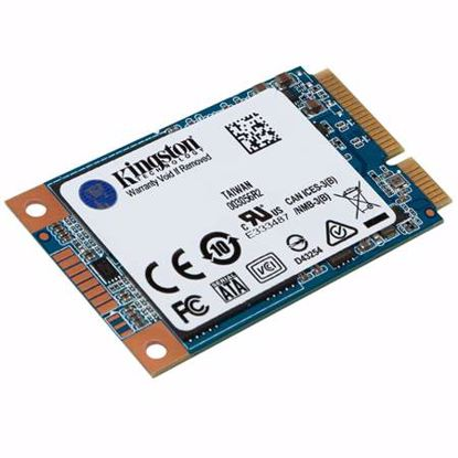 Fotografija izdelka KINGSTON UV500 120GB mSATA SATA3 (SUV500MS/120G) SSD