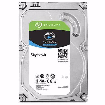 """Fotografija izdelka SEAGATE SkyHawk 4TB SATA3 64MB 3,5"""" 64MB 7200 (ST4000VX007) trdi disk"""