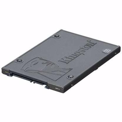 """Fotografija izdelka KINGSTON A400 480 GB 2,5"""" SATA3 (SA400S37/480G) SSD disk"""