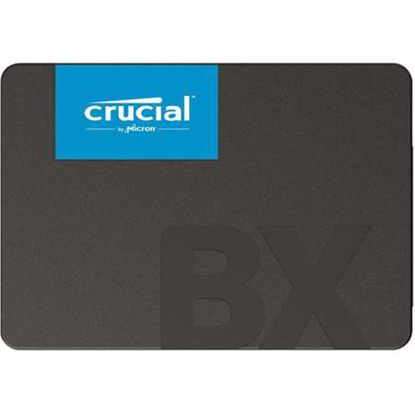 """Fotografija izdelka CRUCIAL BX500 240GB 2,5"""" SATA3 (CT240BX500SSD1) SSD"""