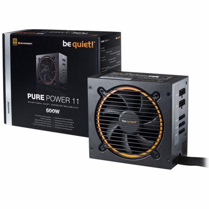 Fotografija izdelka BE QUIET! Pure Power 11 600W CM (BN298) 80Plus Gold modularni ATX napajalnik