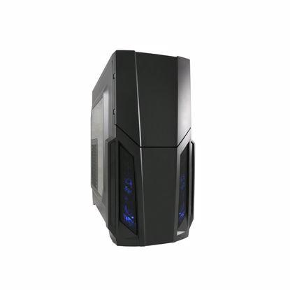 Fotografija izdelka LCPOWER Gaming 982B Redeemer ATX USB3.0 črno gaming ohišje