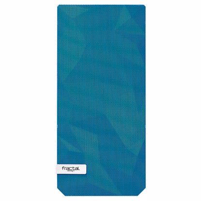 Fotografija izdelka FRACTAL DESIGN Color Mesh sprednji panel za ohišje Meshify C, nebesno modra barva