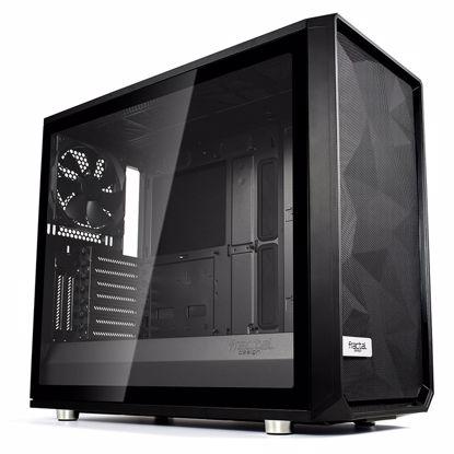 Fotografija izdelka FRACTAL DESIGN Meshify S2 Black - TG midiATX okno črno ohišje