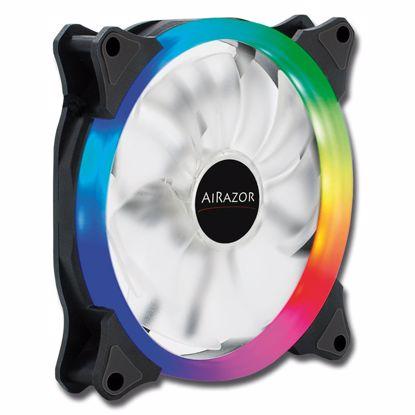 Fotografija izdelka LC-POWER LC-CF-140-PRO-RGB - 140mm digitalen RGB ventilator