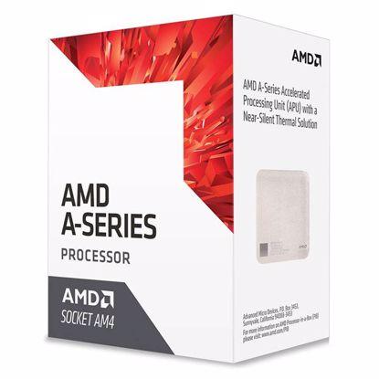 Fotografija izdelka AMD A10-9700 APU 3,5/3,8GHz 65W R7 AM4 BOX procesor