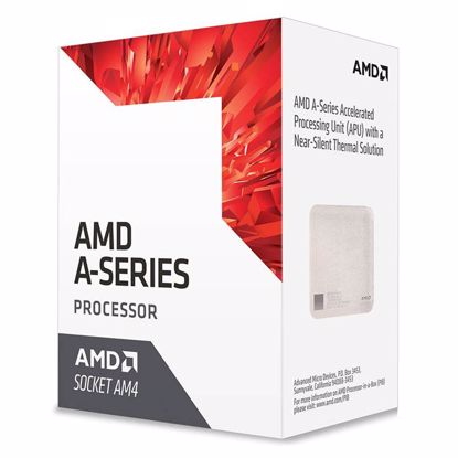 Fotografija izdelka AMD A8-9600 APU 3,1/3,4GHz 65W R7 AM4 BOX procesor