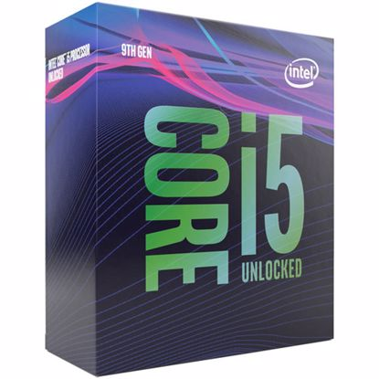 Fotografija izdelka INTEL Core i5-9600K 3,7/4,6GHz 9MB LGA1151 BOX procesor