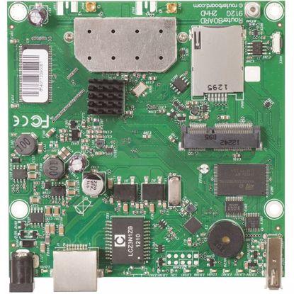 Fotografija izdelka MIKROTIK RB912UAG-2HPND 2,4GHz brezžični usmerjevalnik-router