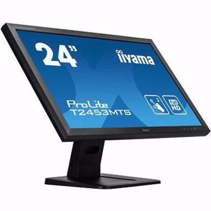 "Fotografija izdelka IIYAMA PROLITE T2453MTS-B1 59,8cm (24"") VA LED na dotik monitor"