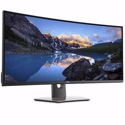 """Fotografija izdelka DELL UltraSharp U3818DW 95,3cm (37,5"""") IPS LED LCD ukrivljen monitor"""