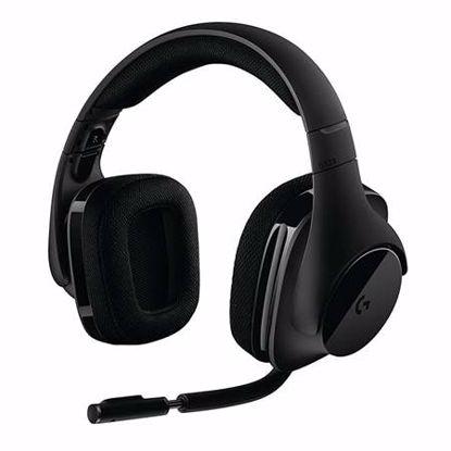 Fotografija izdelka LOGITECH G533 gaming 7.1 z mikrofonom brezžične slušalke