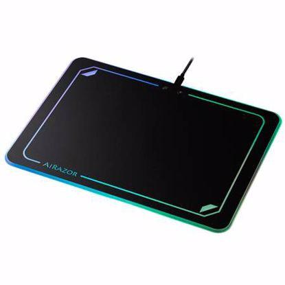 Fotografija izdelka LC-POWER LC-MPAD-RGB osvetlitev 7 barv gaming podloga za miško