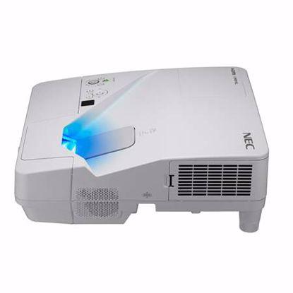 Fotografija izdelka NEC UM351W WXGA 3500Ansi 6000:1 LCD projektor