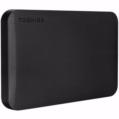 Fotografija izdelka Toshiba zunanji trdi disk Canvio Ready 2TB 6,35cm, USB3.0, črn