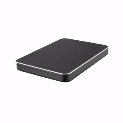 Fotografija izdelka Toshiba zunanji trdi disk Canvio Premium 1TB, 6,35cm, USB3.0, dark grey