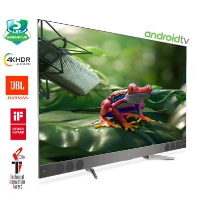 """Fotografija izdelka QLED TV TCL Xess X2 55"""" (diagonala 140cm) U55X9006 4K Quantum Dot, Android, Smart WiFi, HDR PRO, Ultra Micro Dimming, 10bit, JBL/Harman, Voice search"""