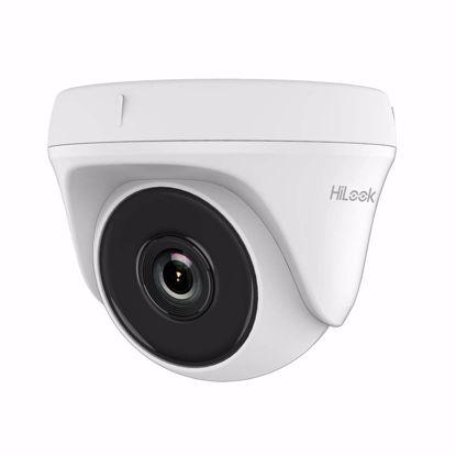 Fotografija izdelka Video kamera analogna TVI/AHD/CVI/CVBS HiLook 1MP THC-T110-P 2.8mm