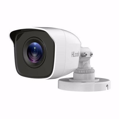 Fotografija izdelka Video kamera analogna zunanja TVI/AHD/ CVI/CVBS HiLook 2MP THC-B120-M 2.8mm