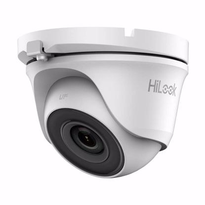 Fotografija izdelka Video kamera analogna zunanja TVI/AHD/ CVI/CVBS HiLook 2MP THC-T120-M 2.8mm