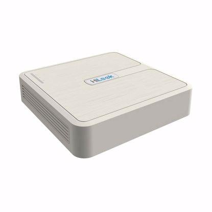 Fotografija izdelka Video snemalnik  NVR IP HiLook NVR-104H -D/4P PoE 4-kanalni, HDMI, VGA