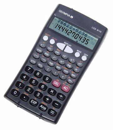 Fotografija izdelka Olympia Tehnični kalkulator LCD-8110