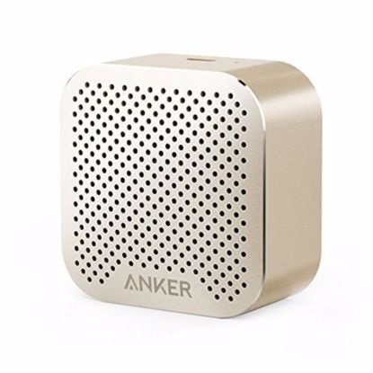 Fotografija izdelka Anker SoundCore Nano 3W bluetooth 4.0 zvočnik zlat