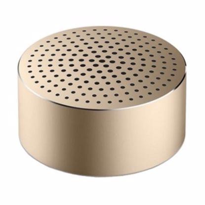 Fotografija izdelka XIAOMI Mi Bluetooth zvočnik MINI zlat