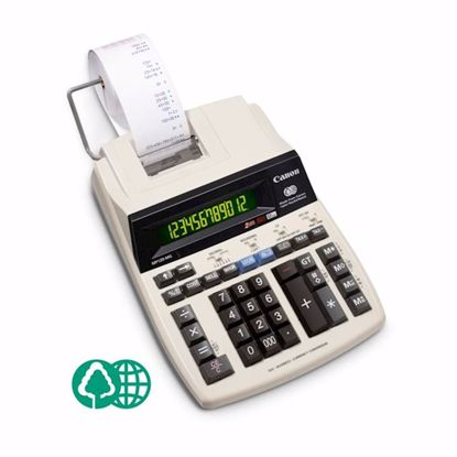 Fotografija izdelka Kalkulator CANON MP120-MG ES II namizni z izpisom