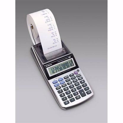 Fotografija izdelka Kalkulator CANON P1-DTSC prenosni z izpisom