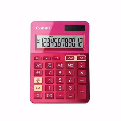 Fotografija izdelka Kalkulator CANON LS-123K  roza barve