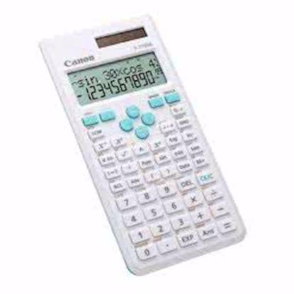 Fotografija izdelka Kalkulator CANON F715SG, beli