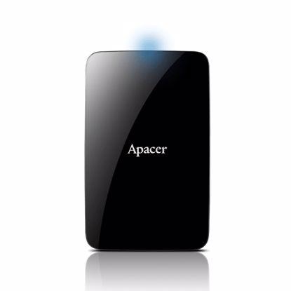 """Fotografija izdelka APACER AC233 1TB USB3.1 2,5"""" (AP1TBAC233B-S) zunanji trdi disk"""