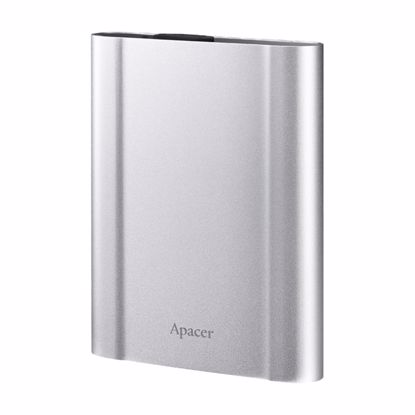 """Fotografija izdelka APACER AC730 Military Shockproof 1TB USB3.1 2,5"""" siv (AP1TBAC730S-1) zunanji trdi disk"""