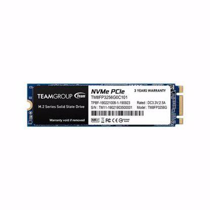 Fotografija izdelka TEAMGROUP MP32 256GB M.2 PCIe NVMe (TM8FP3256G0C101) SSD