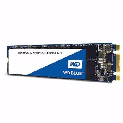 Fotografija izdelka WD Blue 3D NAND 2TB M.2 2280 SATA3 (WDS200T2B0B) BULK SSD
