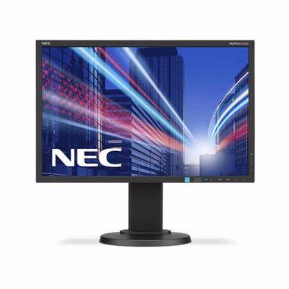 "Fotografija izdelka NEC Multisync E223W-BK 55,9cm (22"") WSXGA+ TN WLED LCD monitor"