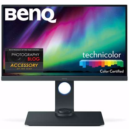 """Fotografija izdelka BENQ PhotoVue SW271 69cm (27"""" ) 4K UHD Adobe RGB LED LCD profesionalni monitor"""