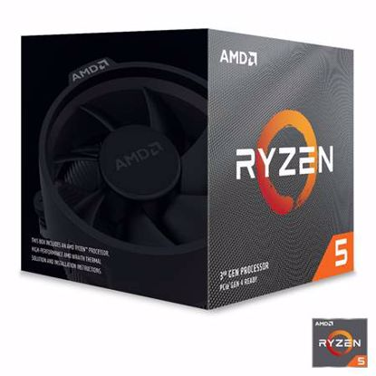 Fotografija izdelka AMD Ryzen 5 3600X 3,8/4,4GHz 32MB AM4 Wraith Spire hladilnik BOX procesor