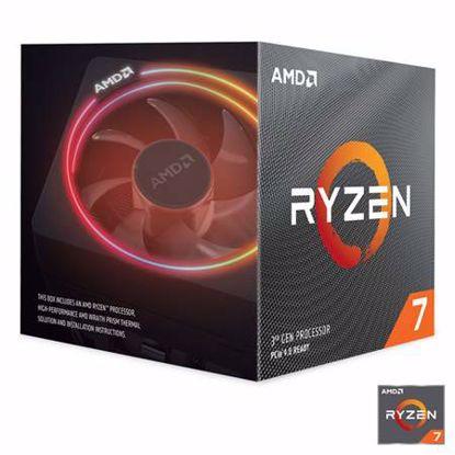 Fotografija izdelka AMD Ryzen 7 3800X 3,9/4,5GHz 32MB AM4 Wraith Prism RGB LED hladilnik BOX procesor