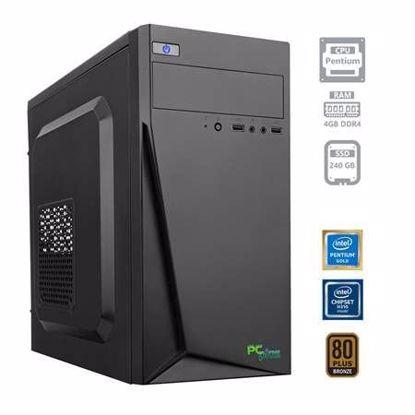 Fotografija izdelka PCPLUS Family Pentium G5400 4GB 240GB SSD W10PRO
