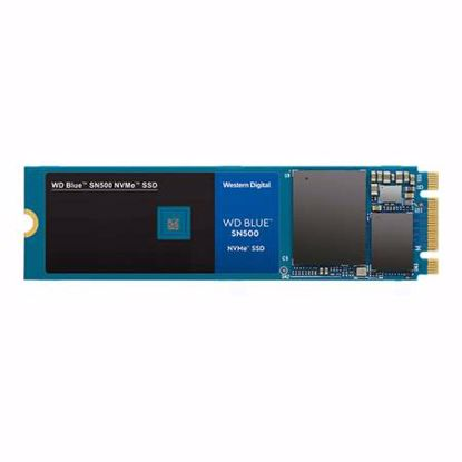 Fotografija izdelka  WD Blue SN500 250GB M.2 PCIe NVMe (WDS250G1B0C) SSD