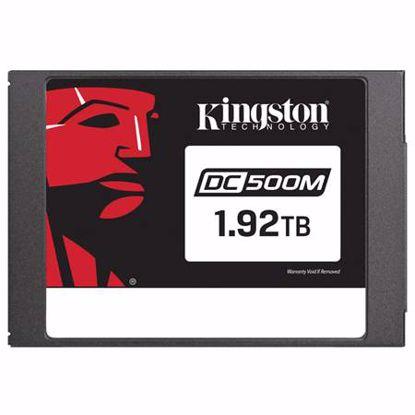 Fotografija izdelka KINGSTON Data Center DC500 Enterprise (Mixed-Use) 1,92TB 2,5'' SATA3 NAND 3D TLC (SEDC500M/1920G) SSD