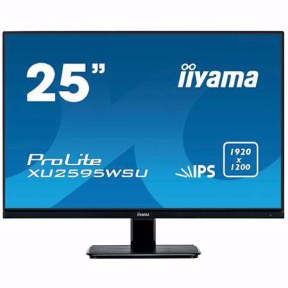 Fotografija izdelka IIYAMA ProLite XU2595WSU-B1 63,5cm (25'') IPS VGA/HDMI/DP zvočniki LED LCD monitor